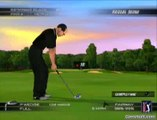 Tiger Woods PGA Tour 2004 - Raggal sur le green