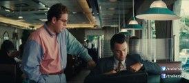 El lobo de Wall Street-Clip #4 en Español (HD) Leonardo DiCaprio