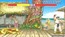 Capcom Classics Collection Reloaded - SF2, la légende