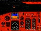 Flight Simulator pour Windows 95 - Paris by night
