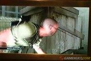 Splinter Cell : Double Agent - Gameplay à la GC 2006