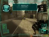 Tom Clancy's Ghost Recon Advanced Warfighter - Cours Forest