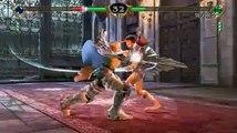 SoulCalibur IV - Trailer gameplay Xianghua vs Siegfried