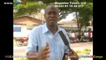 Porte Parole Adj. de l'UDPS: Kabila a orchestré la mascarada du 30 Déc pour piéger TSHISEKEDI...@VoiceOfCongo