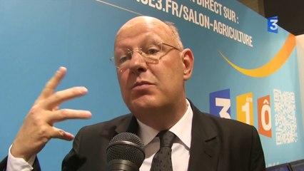 SIA 2014 : Rémy Pflimlin, l'atout numérique de France Télévisions