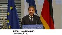 """Sarkozy """"n'a aucune intention"""" de mettre fin à """"sa période de recul"""" politique"""