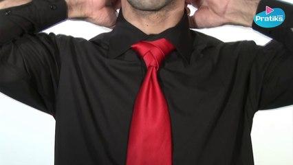 Wie bindet man eine Krawatte  - Der Eldredge-Knoten