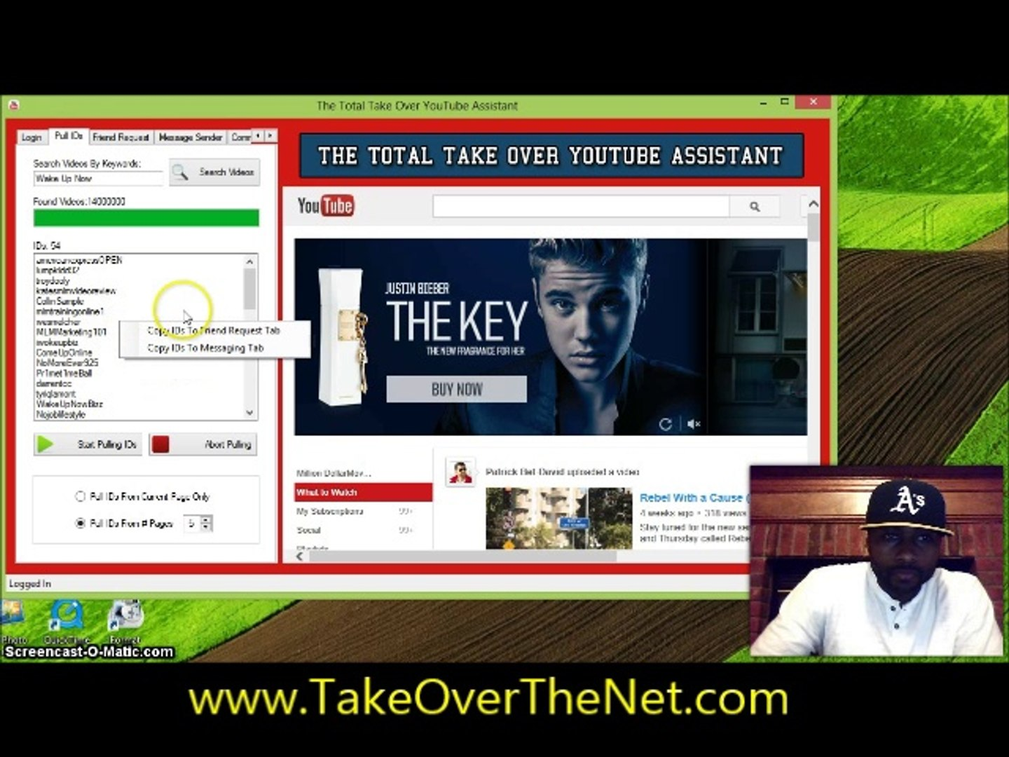 The Total Take Over Profession Review of The Total Take Over Youtube Assistant! TTT