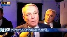 """Notre-Dame-des-Landes: Ayrault affirme que """"le projet d'aéroport suit son cours"""" - 28/02"""