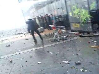 Nantes : Affrontements lors de la manifestation anti-aéroport