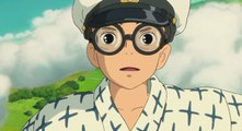 The Wind Rises 'Airplanes Are Beautiful Dreams' Clip