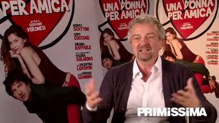 Intervista a Giovanni Veronesi regista del film Una donna per amica