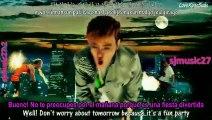 Fresh Boyz - King Kong Shower (Ft G.NA) [Sub español] [Eng subs+Rom+ Han] MV