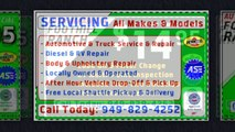 Automotive Services | Auto Repair Foothill Ranch, CA 92610