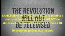 Noire musique et poésie -  46 - Révolution Poétique . com pré-lancement