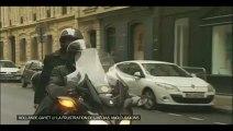 Gayet/Hollande : La reconstitution du trajet en scooter