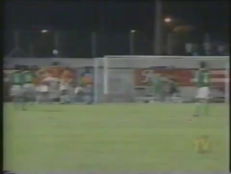 ENVIGADO F.C. 0X1 DEPORTIVO CALI MAYO 2 DE 1996