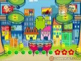 Tamagotchi Party On ! - Qu'est-ce qui est vert et qui saute très haut ?