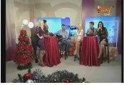 Jelena Jovanovic -Nedelja Plus - Sky Tv -  12.01.2014