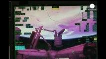 ISS : amarrage sans faute pour Cygnus