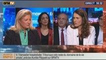 BFM Politique: L'interview BFM Business, Aurélie Filippetti répond aux questions d'Hedwige Chevrillon - 12/01 2/6