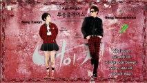 Song Eun Yi & Song Seung Hyun - Age-Height k-pop [german sub]