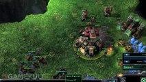 StarCraft II : Wings of Liberty - Gamekult Live : Starcraft 2 Tuto Terran