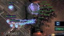 StarCraft II : Wings of Liberty - Gamekult Live : Starcraft 2 Tuto Zerg