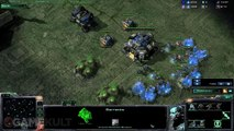 StarCraft II : Wings of Liberty - Gamekult Live : Starcraft 2 Tuto ligue bois