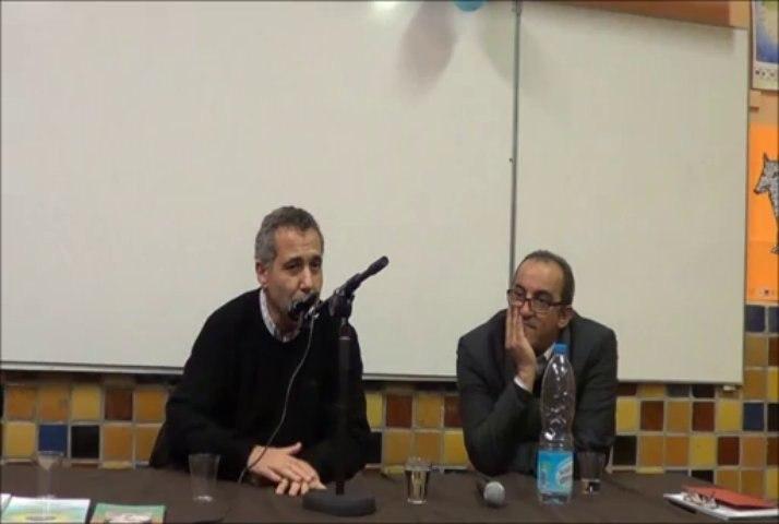 """""""Autour de l'Émir Abdelkader"""", Conférence de l'écrivain Kébir Mustapha Ammi du 11/01/2014 au CCMA (Centre Culturel du Monde Arabe) à Roubaix"""