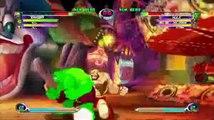 Marvel vs Capcom 2 - Storm vs Jill