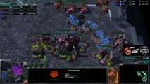 StarCraft II : Wings of Liberty - MLG Spring Arena 2 - Stephano Vs Ryung : match 2