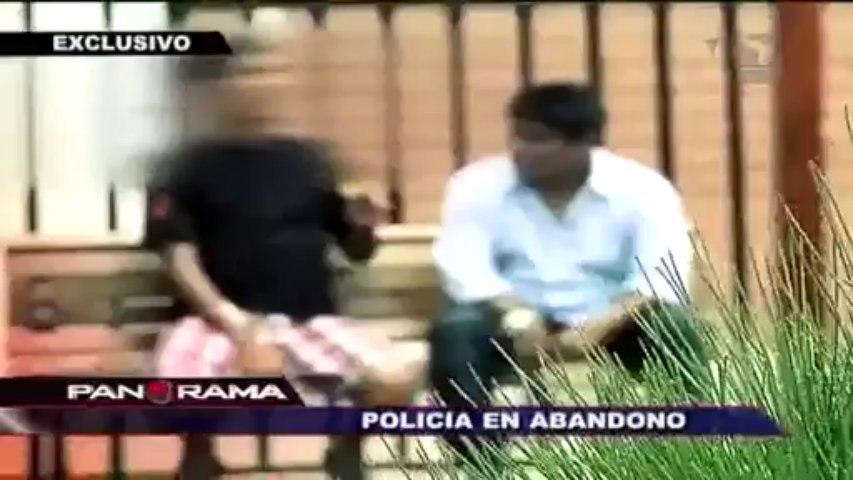 Policía en abandono: el maltrato de toda una institución llega al límite