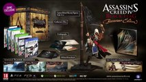 Assassin's Creed IV : Black Flag - E3 2013 Gameplay Demo