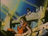 Fusion gogeta Super Sayen 4 DBGT Fr