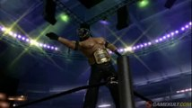 WWE Smackdown Vs. Raw 2008 - Catch sauce mexicaine