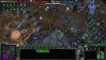 StarCraft II : Wings of Liberty - [MLG 2012] Sheth vs Polt #2
