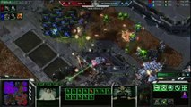 StarCraft II : Wings of Liberty - [MLG 2012] Polt vs Stephano #1 (Open Bracket)