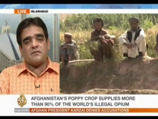 Drug Industry in Afghanistan