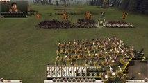 Total War : Rome II - Let s Play - Total War  ROME II - Skirmish vs. A.I. - Macedon vs Rome