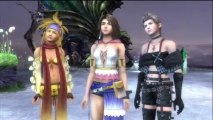 Final Fantasy X-2 Last Mission HD Remaster (English subs part 10) Last Mission ENDING!