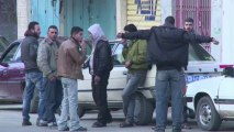 Gazans express joy as Israel buries Ariel Sharon
