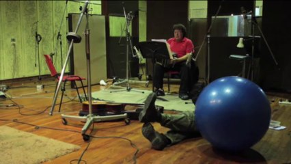 Melingo - Studio Recording (2014 New Album Teaser #2)