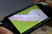 LocoRoco - Gameplay à l'E3 2006