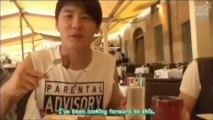 JYJ - Kim Junsu /  Xiah and Eat ^^