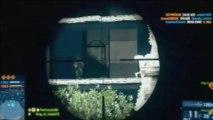 Battlefield 3 - montage sniper - ONE SHOT ONE KILL #2