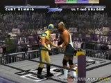 WCW / NWO Thunder - Une foule bien hostile