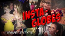 INSTA-GLOBES: Celebrities Overshare Candid Instagram Selfies from Golden Globe Awards