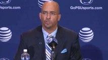 Penn State Introduces James Franklin