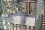 NBC Letterman, 11/1/91 - Dave, Dabney Coleman & Godzilla the Rat